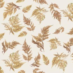 Falling Ferns