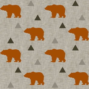 Bears_and_Triangles_Orange