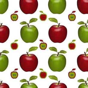 Apples (Composition N°1)