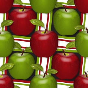 Apples (Composition N°2)