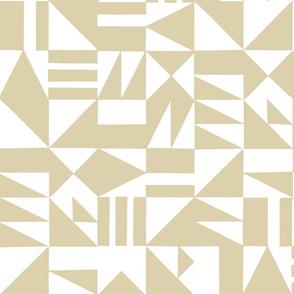 Abstract Cutouts Natural