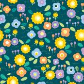 Spring floral - greenery