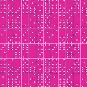 Domino Universe (Pink Riot)
