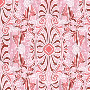 psychedelic rose pink