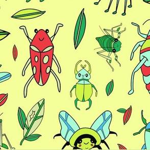 Happy Bug Pattern-ch-ch
