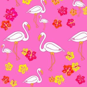Flamingo Fantasy Pink