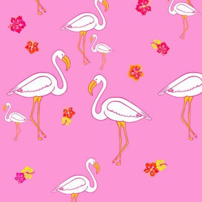 Flamingo Fantasy Pink Version 2