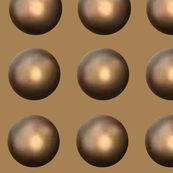 Shinny Robot Balls