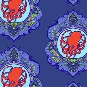 Victorian Octopus 1