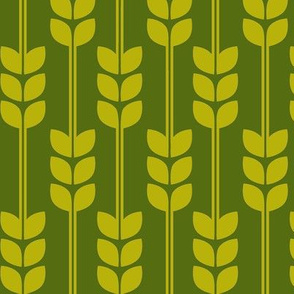 Wheat - Olive