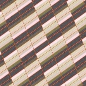 Greenhouse Stripe - rootbeer