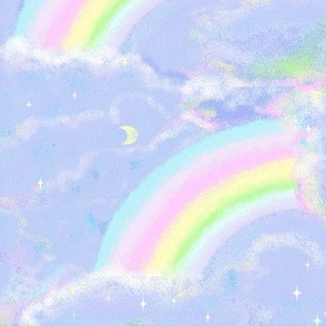 paler rainbow