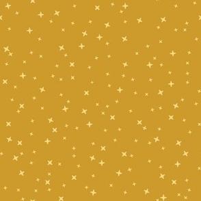 Baby Thrones - Gold Stars