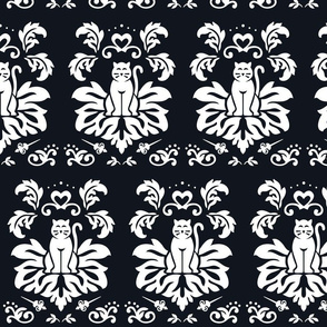 Royal Cats - BLACK