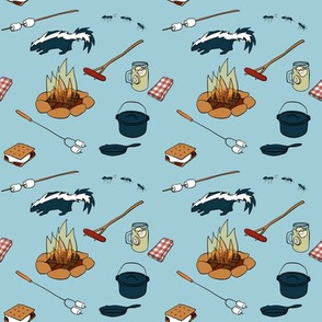 Summer Camp: Campfire