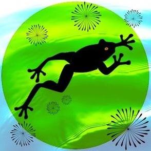 Swim, Froggy, Swim!