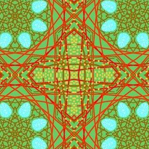 Symmetrical Bird's Nest