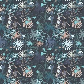 Flower abstract - illa
