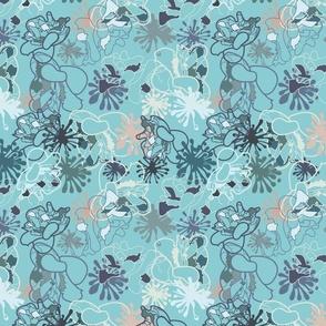 Flower absract - illa II