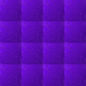 Purple in a Textured Quilted Repeat