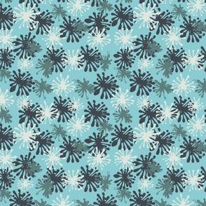 Splash abstract - illa II