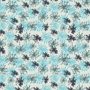 Splash abstract - illa III