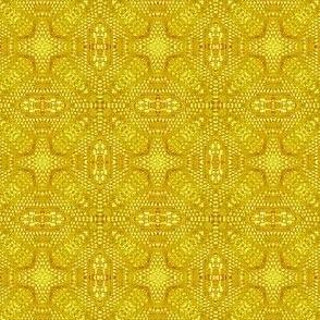 lemon yellow lace