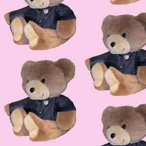 bear 7 - in pink