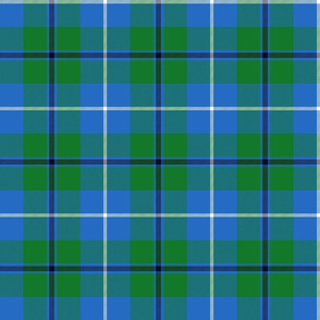 Douglas tartan, ancient colors