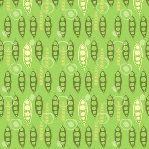 Pea Green Pods