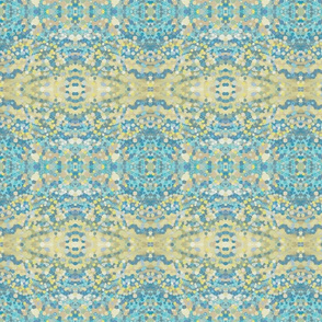 Beach Dotted Colors Wallpaper-ch