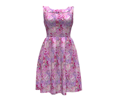 Pixie Mulberry Rose