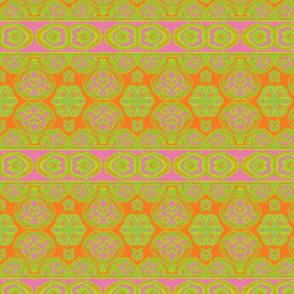 Marrakech Orange/Pink/Green/Yellow