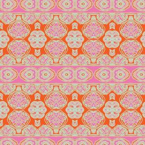 Marrakech Orange/Pink