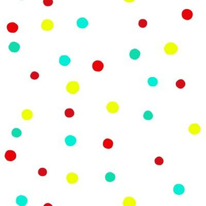 Picnic Party: Scattered Dots
