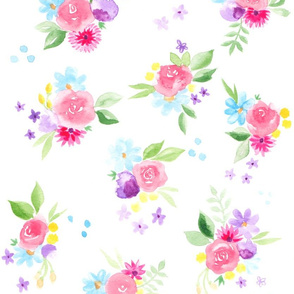 Spring Blooms No. 1