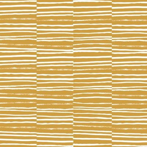 stripes mustard painted nursery baby cute hand drawn gender neutral nursery