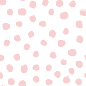 dots pink pale pink pastel pink kids nursery baby nursery baby girl