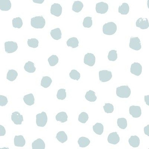 painted dots wan blue arctic blue gray blue nursery baby grey blue baby boy