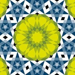 decagon rose : firefly palette