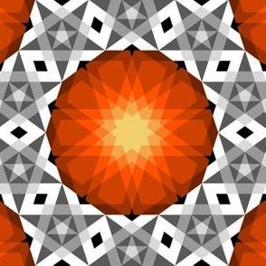decagon rose : haunted palette