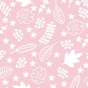 Winter GardenMid Pink
