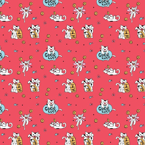 Lucky Cat Pattern