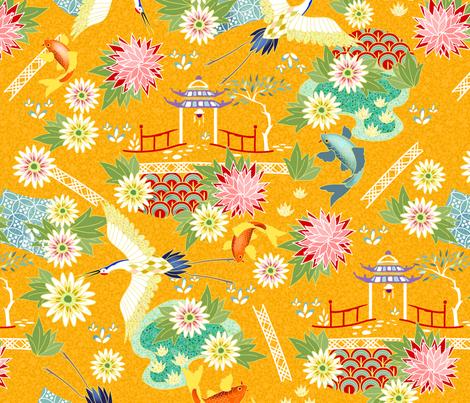 Kimono-garden
