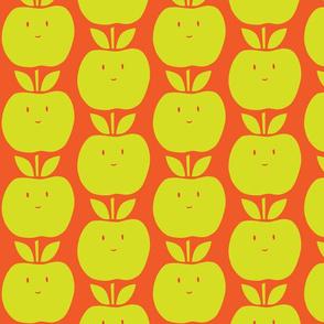 Happy Apple Orange