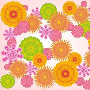Japanese Summer Floral