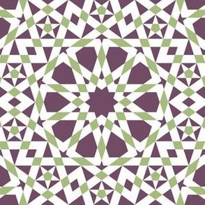 decagon star : geo geometric