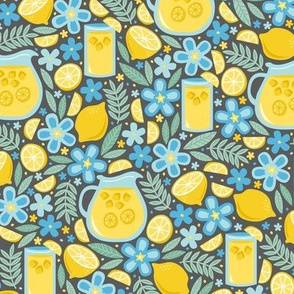 Evening Glass of Lemonade