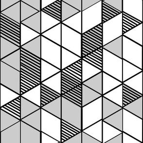 Gems - Obsidian III (4x scale)