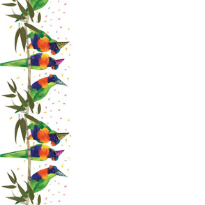AlmaB_Parrots_Fabric_Border_spoonflower